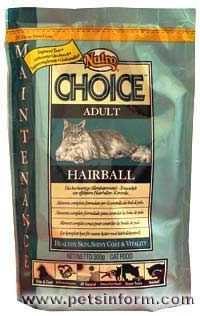 NUTRO CHOICE ADULT HAIRBALL