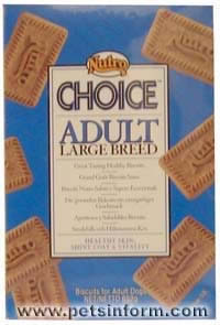NUTRO CHOICE LARGE BREED ADULT
